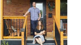 This couple bought a Mimico bungalow and added two new floors