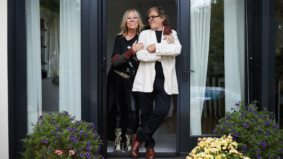 How a west-end couple added 1,170 square feet to their Kingsway house for $400,000