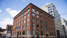 Inside WeWork, the co-working giant's first Toronto location