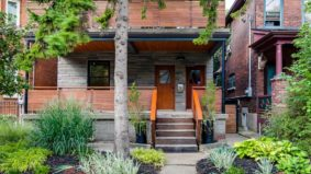 Airbnb of the Week: From $275 per night for a Bellwoods suite with a garden oasis