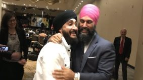 What some notable people are saying about Jagmeet Singh's NDP leadership win