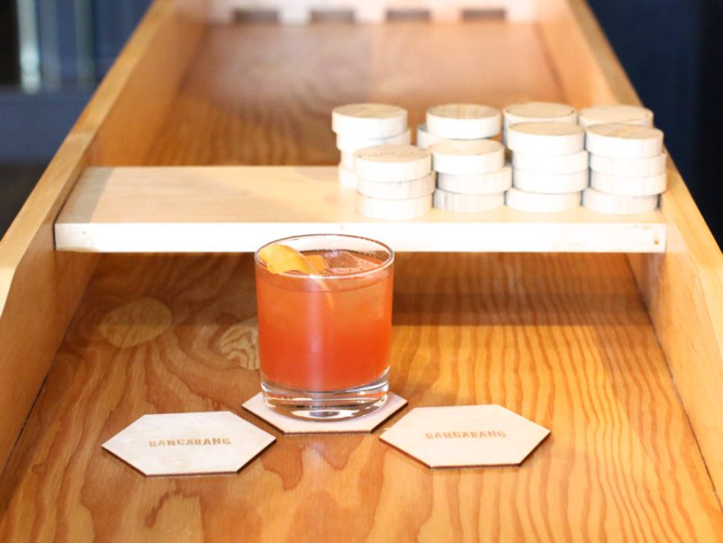 Inside Bangarang, a new cocktail bar and adult play place from the owners of Track and Field