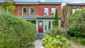 Sale of the Week: The $1.1-million row house that shows competition in Parkdale can be fierce