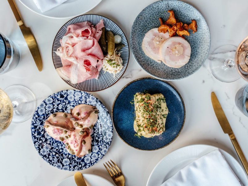 What's on the menu at Bacchanal, a new French bistro from Alo, Le Sélect and Campagnolo alumni