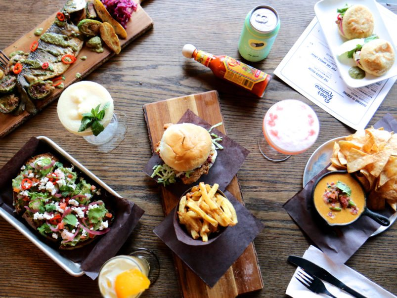 What's on the menu at Poor Romeo, Pinkerton Snack Bar's new American sister spot across the street