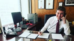 Q&A: Yvan Baker, the MPP who wants to fine people for crossing the street while staring at their phones
