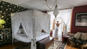 "Airbnb of the Week: From $250 per night for a west-end Victorian suite dubbed the ""opium den"""