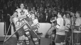 Six amazing archival photos of the Toronto Maple Leafs over the past 100 years