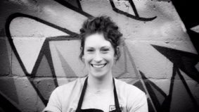 Alexandra Feswick of the Drake is heading out to Prince Edward County
