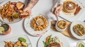 Chef Doug McNish is opening a vegan diner in Parkdale