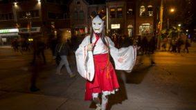 Church Street's Halloween partiers talk about their deepest fears