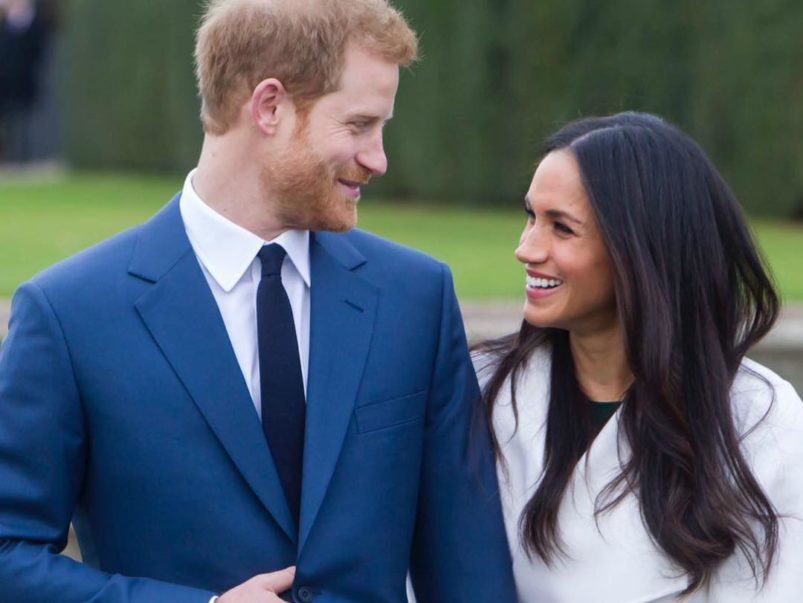Who from Toronto is going to Harry and Meghan's wedding?