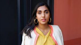 Toronto's most stylish: Rupi Kaur