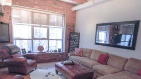 Rental of the Week: $3,400 per month for a warehouse loft near King East