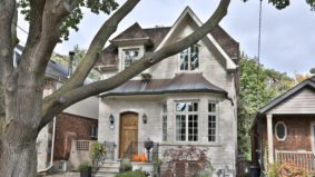 Sale of the Week: The $2.4-million Leaside house that proves a low asking price is still catnip to buyers