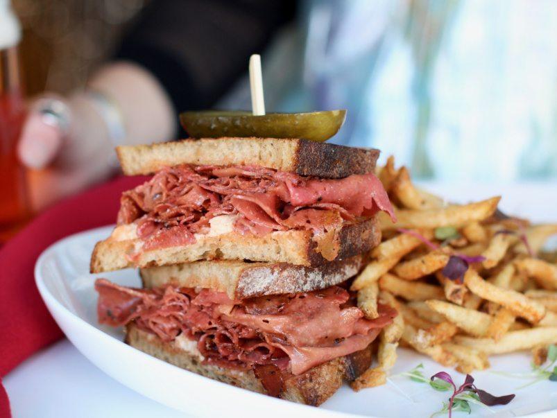 What's on the menu at Mythology, Parkdale's new vegan diner
