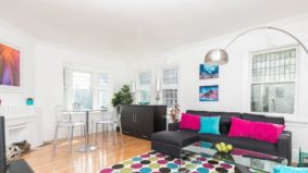 Airbnb of the Week: $99 per night for an art-filled Little Italy loft