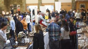 What went down at <em>Toronto Life</em> and Foodiepages' third annual Foodie Holiday Market
