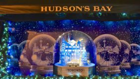 Downtown Toronto's best holiday window displays, ranked