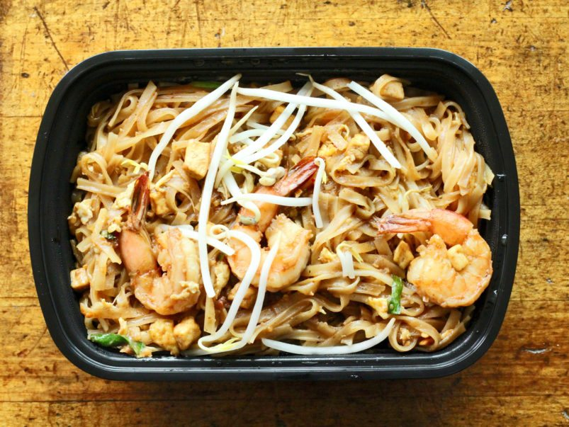 Takeaway Tales: Is Sukhothai's shrimp pad Thai as good at home as in the restaurant?