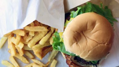 Takeaway Tales: Is the Burger's Priest's bacon double cheeseburger as good at home as in the restaurant?