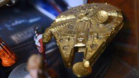 Inside the sprawling memorabilia collection of the GTA's biggest <em>Star Wars</em> superfan