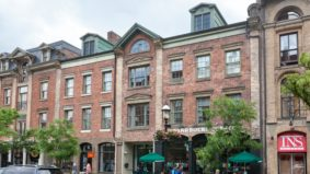 Rental of the Week: $3,400 per month for a brick-lined loft across the street from St. Lawrence Market