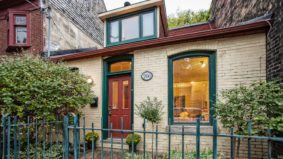 Sale of the Week: A Moss Park cottage that proves it's possible to find a decent downtown house for under a million