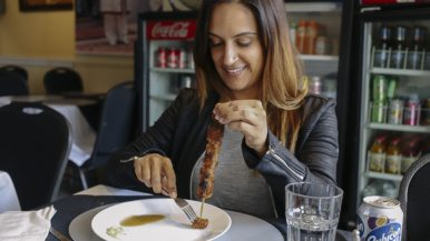 Where Halal Foodie founder Salima Jivraj eats African and Indian food