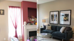 How a stager made a Markham house look like a home in just a few hours