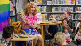 Inside Drag Queen Storytime, the Toronto library's fiercest kids' reading series