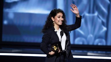 Four great moments for Toronto at last night's Grammys