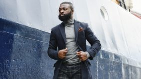 Toronto's most stylish: Bismark Adomako