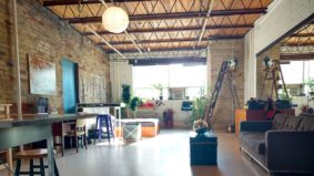 Airbnb of the Week: $193 per night for a former dance studio at Queen and Parliament