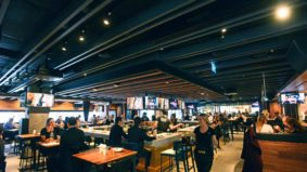 Here's everything you should eat and drink at downtown Toronto's big new beer halls