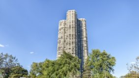 Rental of the Week: $7,500 per month to live in a giant suite at the mouth of the Humber River