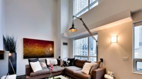 Rental of the Week: $3,500 per month for a two-storey loft near St. Lawrence Market