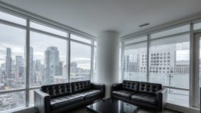 Condo of the Week: $1.2 million to live in a suite inside Bloor and Yonge's newest skyscraper