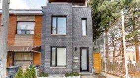 Rental of the Week: $5,995 per month for a gorgeous new build near Trinity Bellwoods Park