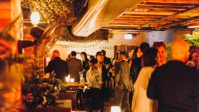 Inside the Maverick Social Speakeasy, an exclusive prohibition party hosted by <em>Toronto Life</em> and Empire Communities