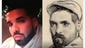 Which artwork subjects do your favourite Toronto celebs look like? We found out