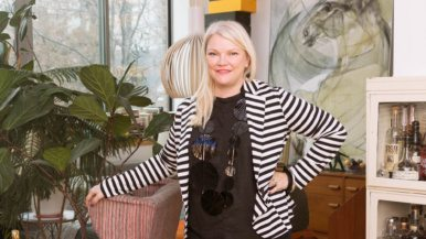 Inside the private art collection of La Banane and CXBO Chocolates co-owner Sarah Keenlyside