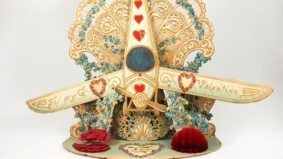 Ten gorgeous Valentine's Day cards from the past 200 years