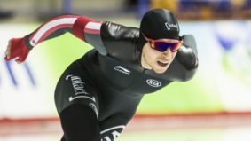 Q&A: Jordan Belchos, the Toronto-based Olympic speed skater who's out for redemption