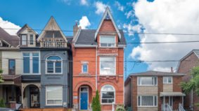 Airbnb of the Week: $350 per night for a modern Ossington home with a rooftop retreat