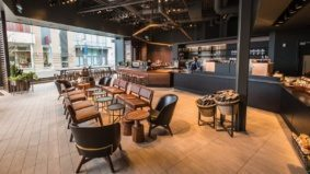 Inside Toronto's first Reserve Bar, Starbucks' new 3,200-square-foot shrine to coffee