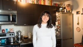 Inside the kitchen of Paula Navarrete, the executive chef of Momofuku's new restaurant