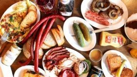 What's on the menu at Rose and Sons, Anthony Rose's diner-turned-deli on Dupont