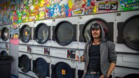 A breakdown of the Toronto references in North York's famous laundromat mural