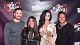 Everything that went down at the <em>Jersey Shore Family Vacation</em> party at Pick 6ix last night